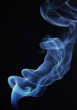Fume rises up Royalty Free Stock Images