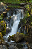 Fumee Falls, Dickenson County, Michigan Royalty Free Stock Photography