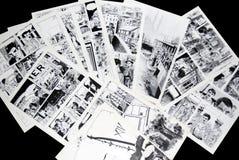 Fumetti illustrazione vettoriale