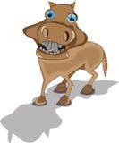 Fumetto animale illustrazione vettoriale