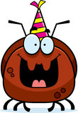 Fumetto Ant Birthday Party Immagine Stock Libera da Diritti