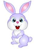 Fumetto Bunny Rabbit Vector Illustration Immagini Stock Libere da Diritti