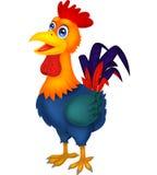 Fumetto del gallo royalty illustrazione gratis