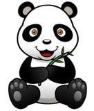 Fumetto del panda royalty illustrazione gratis