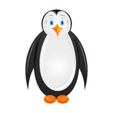 Fumetto del pinguino Immagini Stock Libere da Diritti