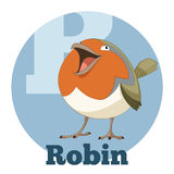 Fumetto Robin di ABC Fotografia Stock Libera da Diritti