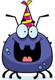 Fumetto Tick Birthday Party Immagini Stock Libere da Diritti