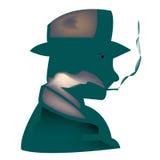 Fumeur Illustration Stock
