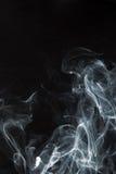 Fumi le onde Immagini Stock Libere da Diritti