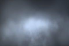 Fumi lentamente il galleggiamento come la nebbia o le nuvole attraverso lo spazio Immagine Stock Libera da Diritti