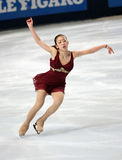 Fumie SUGURI (JPN) short program Stock Photos