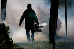 Fumigation Photo libre de droits