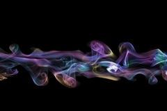 Fumo Fotografia de Stock Royalty Free