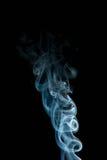 Fumo fotografie stock libere da diritti