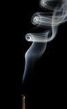 Fumo Fotografie Stock