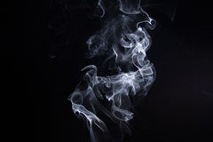 Fumo Immagine Stock Libera da Diritti