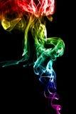 Fumo abstrato Fotos de Stock
