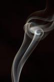 Fumo abstrato Imagem de Stock Royalty Free