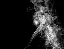 Fumo abstrato Fotografia de Stock Royalty Free