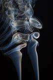 Fumo abstrato Imagens de Stock