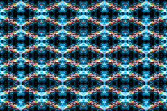 Fumo abstrato Art Pattern imagem de stock royalty free