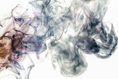 Fumo astratto Immagine Stock Libera da Diritti
