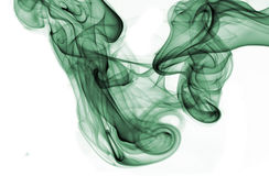 Fumo astratto Immagini Stock