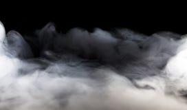 Fumo astratto immagini stock libere da diritti