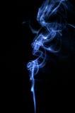 Fumo astratto Fotografia Stock