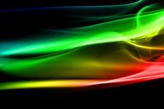 Fumo colorato immagine stock libera da diritti