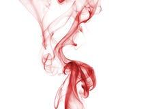 Fumo colorato dell'estratto Fotografia Stock