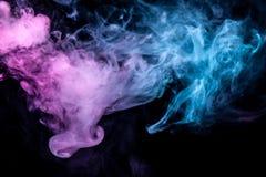 Fumo d'evaporazione cosmico, colonna di turbine royalty illustrazione gratis