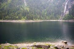 Fumo dal, Dolomites Royaltyfria Bilder