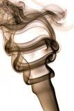 Fumo de Brown Foto de Stock