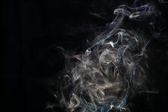 Fumo dell'arcobaleno Fotografia Stock