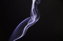 Fumo di galleggiamento Immagini Stock Libere da Diritti