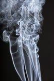 Fumo di incenso Fotografie Stock Libere da Diritti