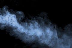 Fumo e névoa imagem de stock