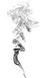 Fumo escuro abstrato Fotografia de Stock