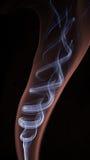 Fumo interno Immagini Stock Libere da Diritti