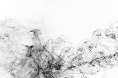 Fumo nero Fotografia Stock