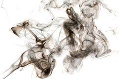 Fumo numero dieci Fotografia Stock Libera da Diritti