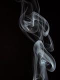 Fumo operato fotografia stock