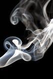 Fumo romantico Fotografia Stock Libera da Diritti