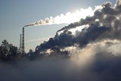 Fumo sujo Foto de Stock
