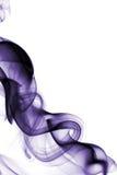 Fumo viola Immagini Stock Libere da Diritti