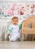 Fun baby stock photography