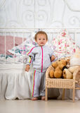 Fun baby stock photography