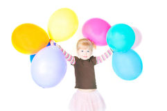 Fun Baloons Royalty Free Stock Images