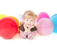 Fun Baloons Stock Images